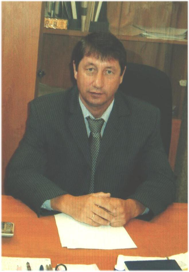 Сергей Владимирович Волков